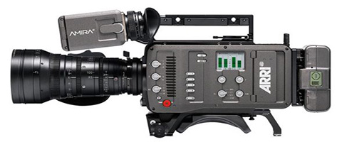 Arri Amira Hire Belfast Northern Ireland