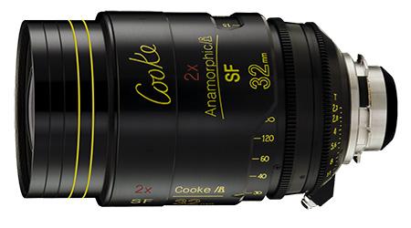 cooke 32mm Anamorphic Lens Hire Belfast Northern Ireland